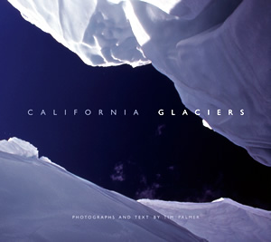 California Glaciers book cover