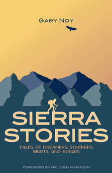 Sierra Stories book cover