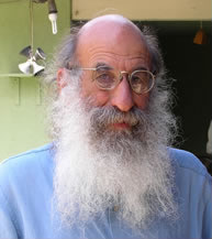 Headshot of Malcolm Margolin