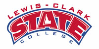 Lewis and Clark State College logo