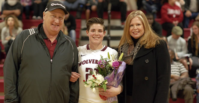 Slide: Taylor Donnot and parents