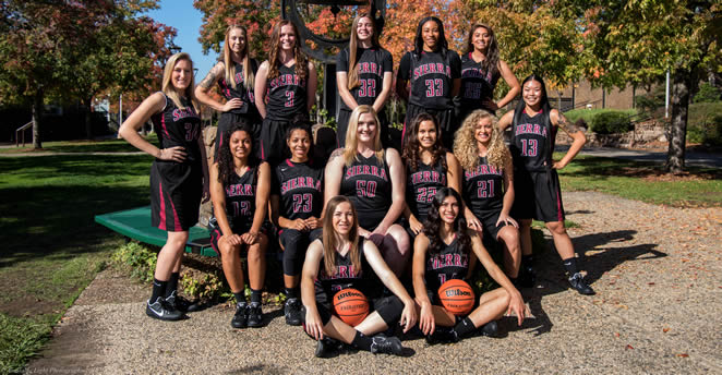 Slide: 2016-17 Women's Basketball Team