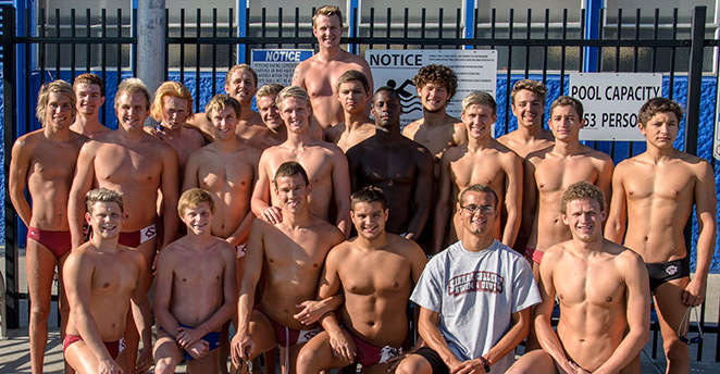 Slide: 2015 Swim Team