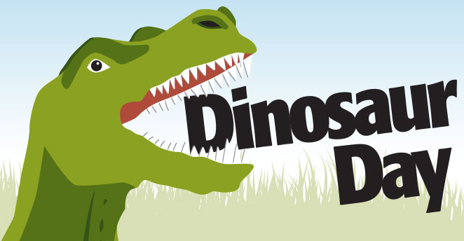 Slide: Dino Day and Science Fest, Sunday May 7, 2017