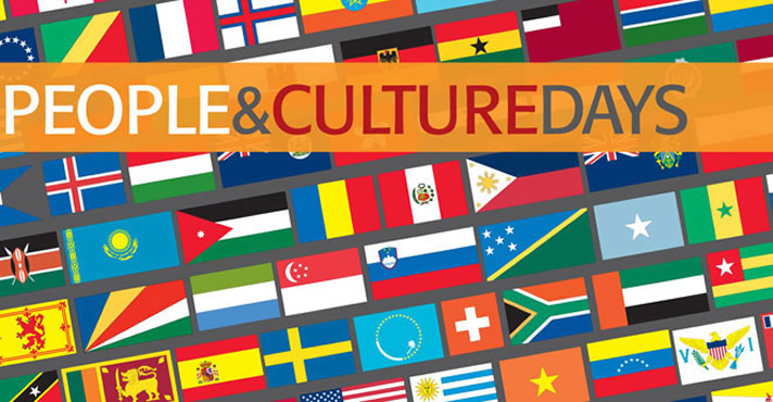 Slide: Oct. 22-23: Come Celebrate People and Culture Days!
