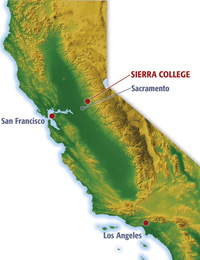 Sierra College in California