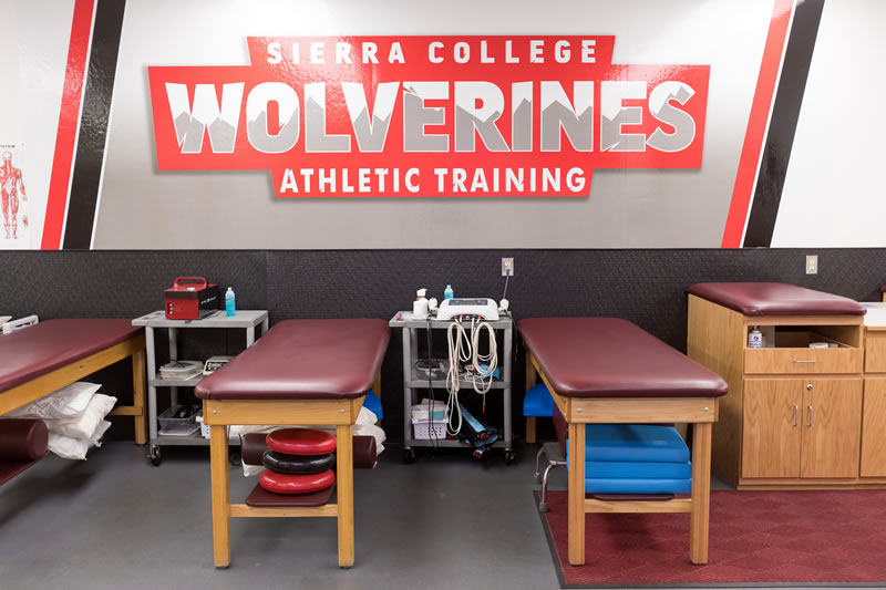 New training room
