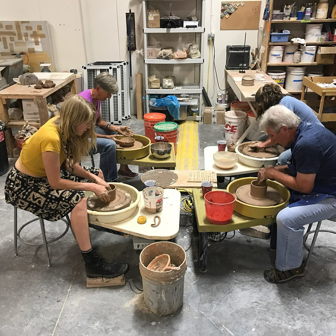 Truckee Roundhouse Summer Ceramics Drop In Series
