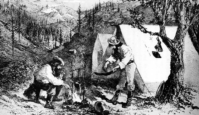 a history of the california gold rush the role of john sutter and the life of the gold seekers 4 the california gold rush forty-niner californio mariano vallejo john sutter james marshall california gold rush the following year thousands of gold seekers.