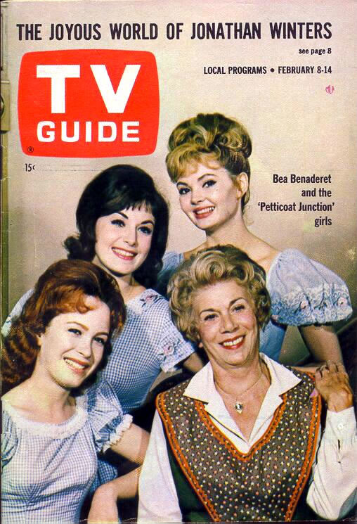 Petticoat Junction is the