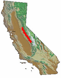 Map Of California Gold Country.Journal Of Sierra Nevada History Biography