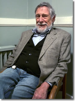 Gary Snyder a place in space