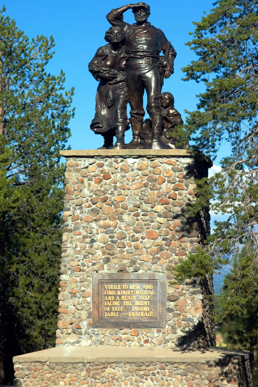 the fate of the donner party essay Essay on the donner party tragedy no works cited length: 2570 words (73 the fate of the donner party essay - desperate times call for desperate measures.